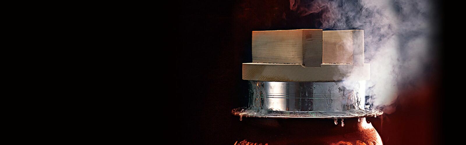 三菱電機 IHジャー炊飯器 備長炭 炭炊釜 1升炊き NJ-VE188-W おいしさ引き出す連続沸騰。