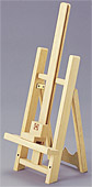 イーゼル、ディスプレイイーゼル、ディスプレーイーゼル、木製イーゼル(卓上イーゼル)