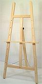 イーゼル、アトリエイーゼル、デッサンイーゼル、ディスプレイ イーゼル、木製イーゼル