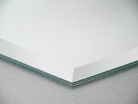 国産の鏡・板鏡(板厚 5ミリ)