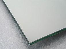 国産の鏡・板鏡(板厚 5ミリ) 糸面取り加工
