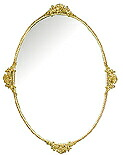 「エレガンス・スタイル」 壁掛け鏡・ウォールミラー:a-2929n