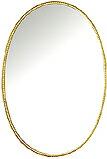 「エレガンス・スタイル」 壁掛け鏡・ウォールミラー:a-2008n