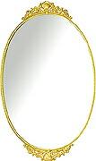 「エレガンス・スタイル」 壁掛け鏡・ウォールミラー:a-2001n