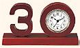 置時計、置き時計、クロック、30周年記念時計