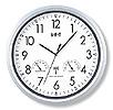 掛時計、掛け時計、壁掛け時計(温度計・湿度計)
