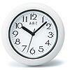 掛時計、掛け時計、壁掛け時(置時計も兼用)(防滴時計)