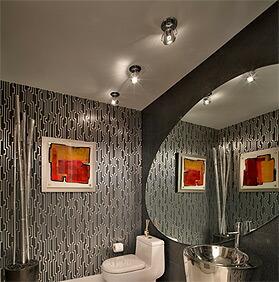 洗面・洗面所・洗面鏡・照明・室内照明・マリンライト