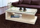 ガラステーブル、センター・テーブル、リビング・テーブル、ロー・テーブル:MaS-1r0