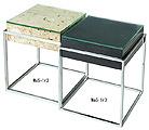 ガラス・テーブル、リビングテーブル、コーヒーテーブル、サイドテーブル:MaS-1r3参考写真