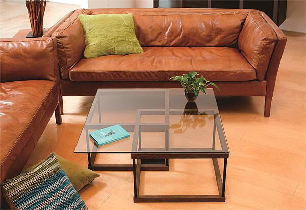 ガラステーブル、センター・テーブル、リビング・テーブル、ロー・テーブル:LOTWaT-1r6参考写真