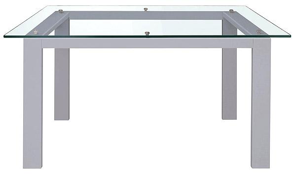 ガラス・テーブル、オフィステーブル、会議机、コーヒーテーブル、ダイニングテーブル「AR-KT-3」