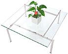 ガラス・テーブル、リビングテーブル、センターテーブル、コーヒーテーブル、ローテーブル「AR-EC-112」