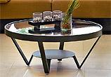 ガラス・テーブル、リビングテーブル、センターテーブル、コーヒーテーブル、ローテーブル「AR-MT-015」