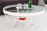 ガラス・テーブル、リビングテーブル、センターテーブル、コーヒーテーブル、ローテーブル「AR-MT-016」