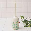トイレブラシ、トイレ掃除ブラシ、トイレブラシスタンド、トイレブラシ&ホルダー、トイレブラシ&ケース:152350参考写真