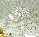 バスチェアー、シャワーチェア、風呂椅子、風呂イス、風呂いす、バススツール:462356gd462363sv参考写真