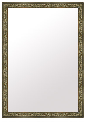 鏡・ミラー・壁掛け鏡・ウォールミラー(特大サイズ):E-10178-738mmxh988mm参考写真