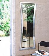 フレームミラー:壁掛け姿見・姿見鏡