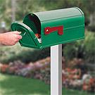アメリカ郵政省公認の郵便受け、郵便ポスト