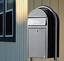 郵便受け、郵便ポスト、壁付けポスト、壁掛けポスト