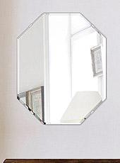 鏡・板鏡 (長八角形・正八角形)