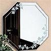 壁掛け鏡(フレームレス・ミラー)