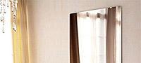 壁掛け鏡、ウォールミラー、姿見、姿見鏡、四角形