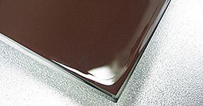 平滑性に優れた、国産、最高品質の鏡、ミラーです