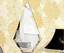 壁掛け鏡、鏡 壁掛け、ウォールミラー、壁掛けミラー(国産、最高品質)