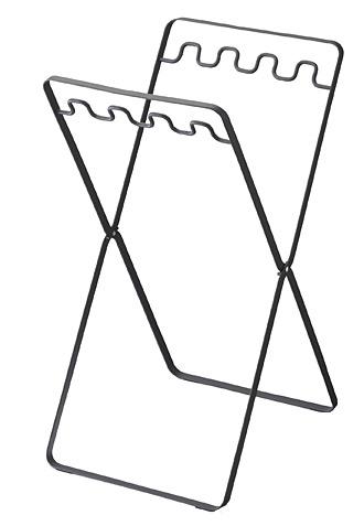 レジ袋スタンド、レジ袋ハンガー:0y634z1参考写真