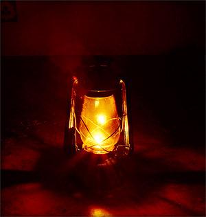 ガーデンライト・灯油ランプ・オイルランプ