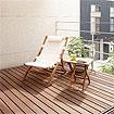 ガーデン・エクステリア・リゾート用リクライニングチェア