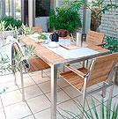 ガーデン・エクステリア・リゾート用テーブル&イス(椅子)