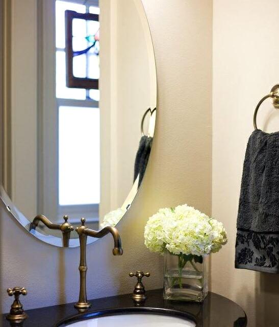 kagami  라쿠텐 일본: 화장실 거울 세 면 거울 화장 대 거울 욕실 ...