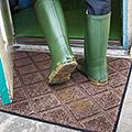 汚れ取り 玄関マット エントランスマット ドアマット