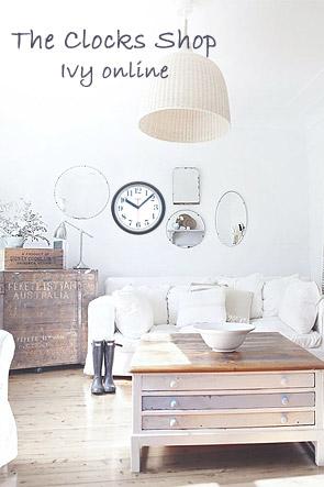 The Clocks Shop:時計、掛時計、壁掛け時計、置時計、置き時計、クロック、目覚まし時計