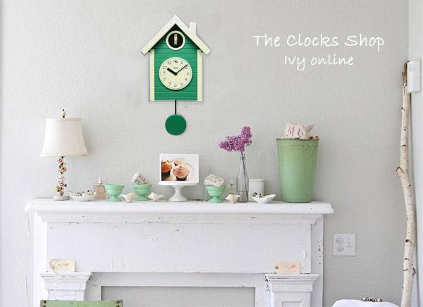 掛け時計・掛時計・壁掛け時計