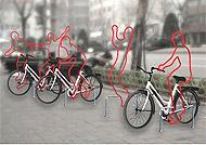 サイクルスタンド 自転車スタンド 自転車ラック