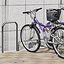 サイクルスタンド、自転車スタンド、自転車ラック、サイクル ラック、自転車置き、自転車置き場