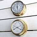 温度計、湿度計、晴雨計