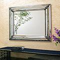 壁掛け鏡(特大サイズ)の壁掛け鏡・ウォールミラー