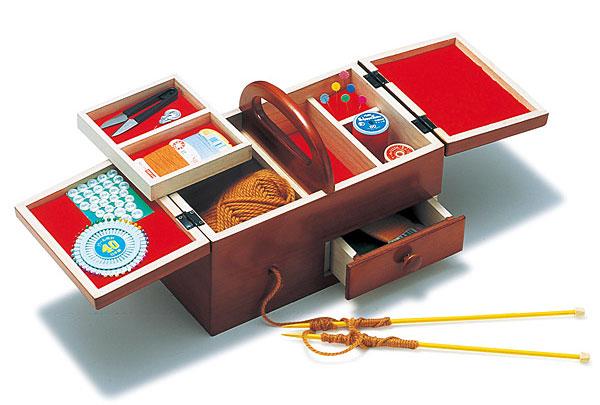裁縫箱、ソーイング・ボックス