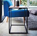 サイドテーブル、リビングテーブル、コーヒーテーブル、ローテーブル