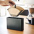 コーヒー ペーパーフィルター ホルダー、コーヒー ペーパーフィルター スタンド