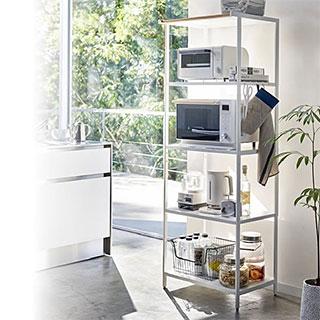 キッチン用品、キッチン ラック:3y59z6