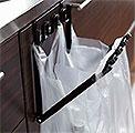 ゴミ袋スタンド、レジ袋スタンド、分別ゴミ袋スタンド