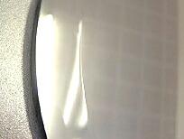結婚式・ウェディングのウェルカムボード・ウエルカムボード:フレームレスミラー サークル