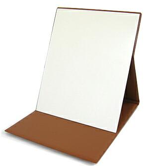 卓上鏡・ミラー、折りたたみ鏡・ミラー:1a033t(片面鏡)