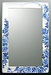 鏡・ミラー・壁掛け鏡・ウォールミラー:yt-w350h450-3k-rs